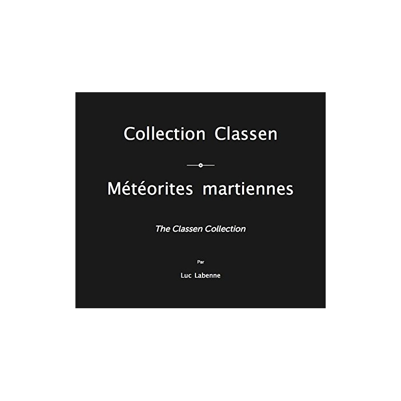 Collection Classen - Catalogue (Couverture)